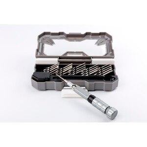 Image 5 - Nanch Juego de destornilladores magnéticos, 23 en 1, herramienta de desmontaje diario de precisión para electrónica, destornillador de varias longitudes, herramientas para Iphone
