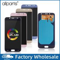 5.5 '' AMOLED LCD for SAMSUNG Galaxy J7 Pro Display and Touch J730 J730F OLED For SAMSUNG J7 Pro LCD Screen Replacement