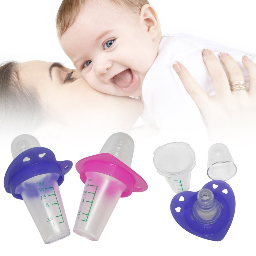Baby Medicine Feeder Kids Feeding Pacifier Feeding Medicine Infant Nipple Necessary Baby Medicine Feeder Kid Utensils Tool
