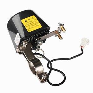 "Image 5 - Wifi Gas Pijpleiding Automatische Manipulator Valve Ball 1/2 ""3/4"" DN15 DN20 Valve Voor Gas/Water Uitschakeling Cut off Vlinderklep 12V"