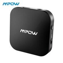Mpow Bluetooth 5.0 Adapter Transmitter 22H Playing Time APTX/APTX-LL W