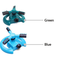 360° Automatic Irrigation Sprinkler Garden Lawn Fitting Watering