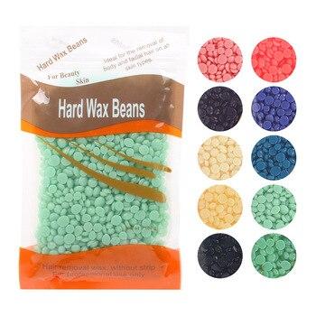 100g/Pack Wax beans Depilatory Hot Film Wax Pellet Removing Bikini Face Hair Legs Arm Hair Removal Bean Unisex Hair Removal