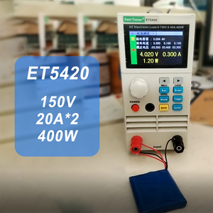 Image 5 - 3 Kind of 400W 150V 40A Professional Programmable Digital Control DC Electronic load Tester Single Channel Battery Tester Load
