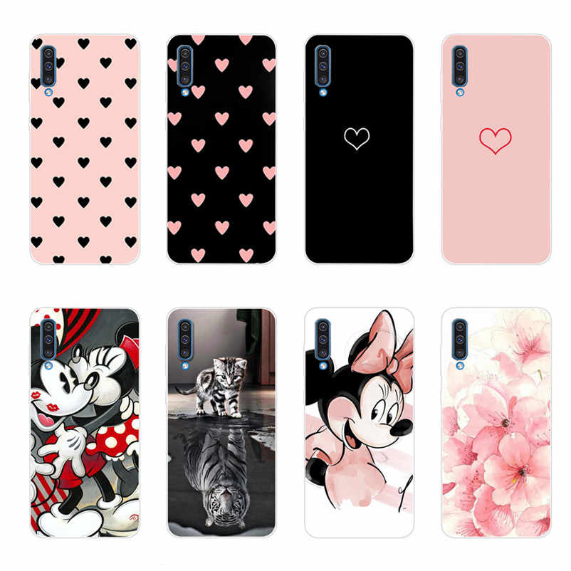 For Samsung A10S Case 2019 Soft TPU Back Cover For Samsung Galaxy A10S A10 A20 A30 A40 A50 Case A 10s Phone Cases silicone Coque