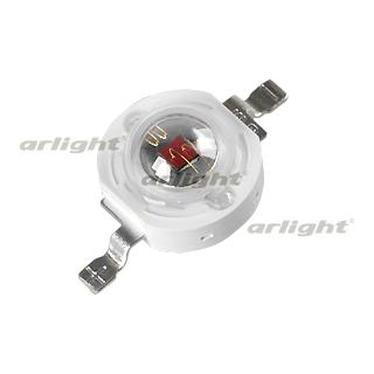 022001 High Power LED ARPL-3W-EPL42 Orange ARLIGHT 50-pcs