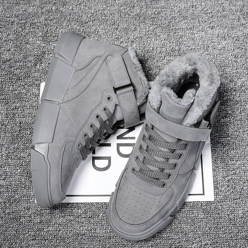 2019 homens inverno quente sapatos masculinos casuais rendas até sapatos sapato tenis masculino adulto buty scarpe uomo krasovki tênis schoenen
