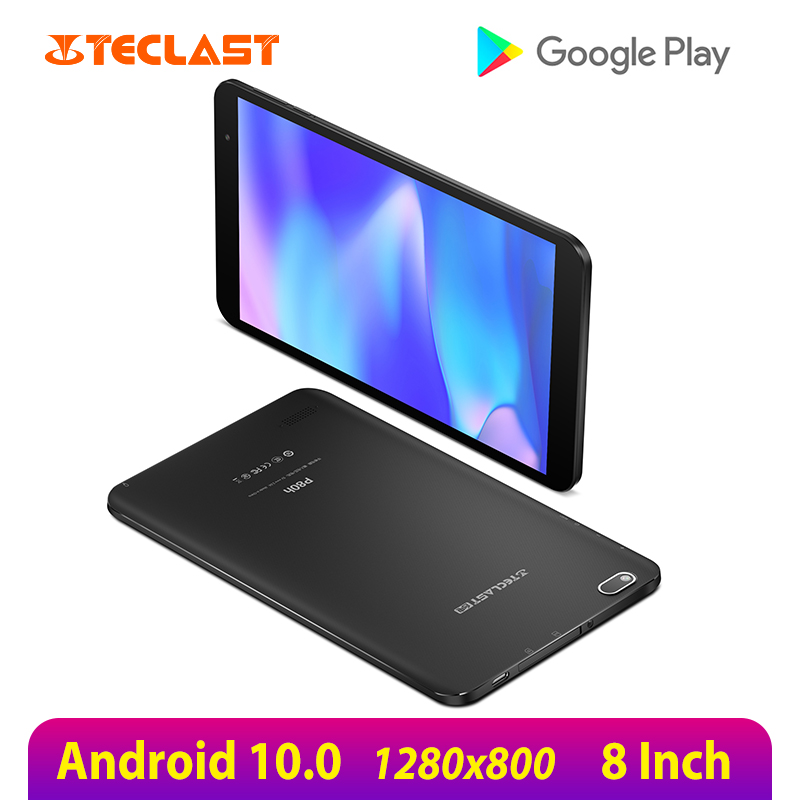 Teclast P80H 8 Inch Tablet Android 10 OS 2GB RAM 32GB ROM 1280*800 HD IPS Quad core Dual Kamera GPS Wifi Bluetooth Tablet PC