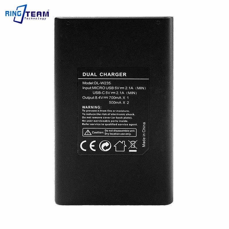 Batería np-w235 para Fuji-película x-t4 xt4patonas para Platinum 2250mahUSB cargador