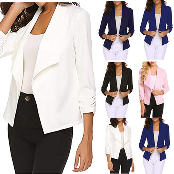 2021 Autumn Casual Women Suit  1
