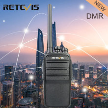 Retevis RT53 DMR Digital Walkie Talkie UHF DMO VOX Analog Two Way Radio Comunicador Transceiver handsfree walkie talkie