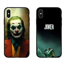 Joker Joaquin Phoenix мягкий силиконовый черный чехол для телефона iPhone11 pro 5s se 6 6s 7 8 plus X Xs XR MAX