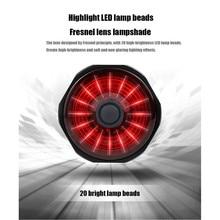 Luzes traseiras da bicicleta de freio inteligente sensor automático usb ciclismo luz da cauda ipx6 à prova dwaterproof água traseira da bicicleta com os acessórios