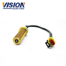 FOR TRUST Generator Speed Sensor M18*1.5 M18 Magnetoelectric speed controller speed probe стоимость