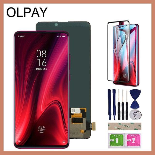 OLPAY 5.0 טלפון סלולרי מסך מגע Digitizer עבור DEXP Ixion X150 מגע זכוכית חיישן כלים משלוח דבק ומגבונים