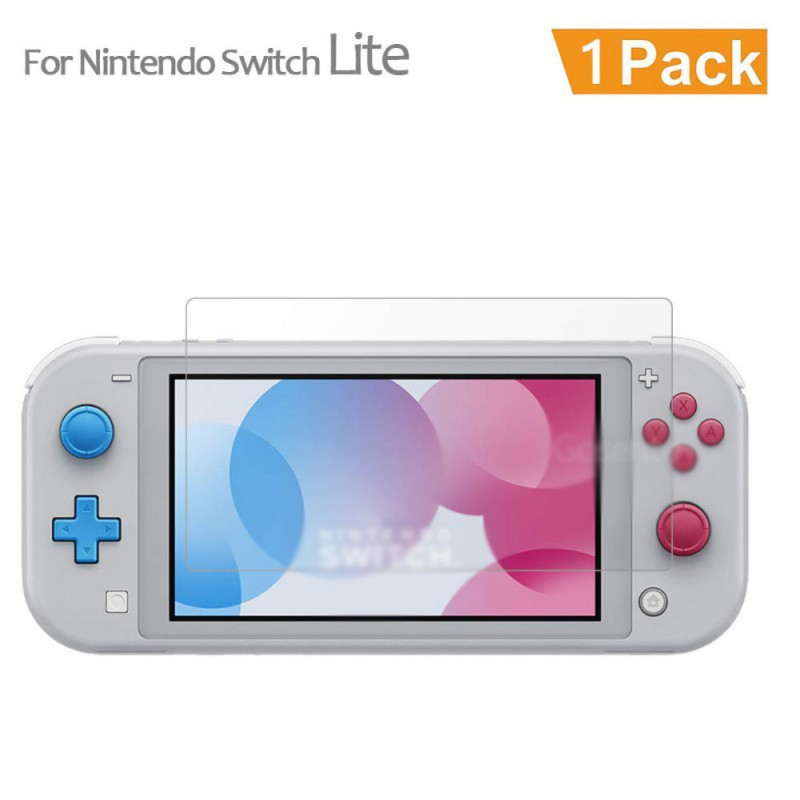 Tempered Glass Film For Nintendo Switch Lite HD Protector Screen Ultra-Thin Explosion-Proof Touch Protective For Switch Lite