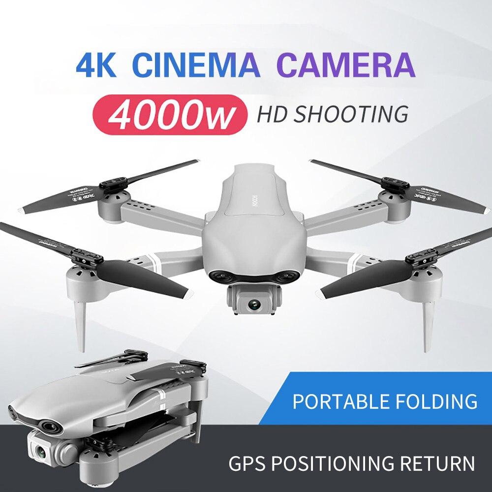 2020 NEW F3 drone GPS 4K 5G WiFi live video FPV quadrotor flight 25 minutes rc distance 500m drone HD wide-angle dual camera 4