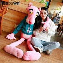 Jouets pour bébés de grande taille 55-145cm, jouet pour bébés, jouet pour bébé, mignon, poupée en peluche rose, décoration de la maison, idée cadeau Kawaii pour filles