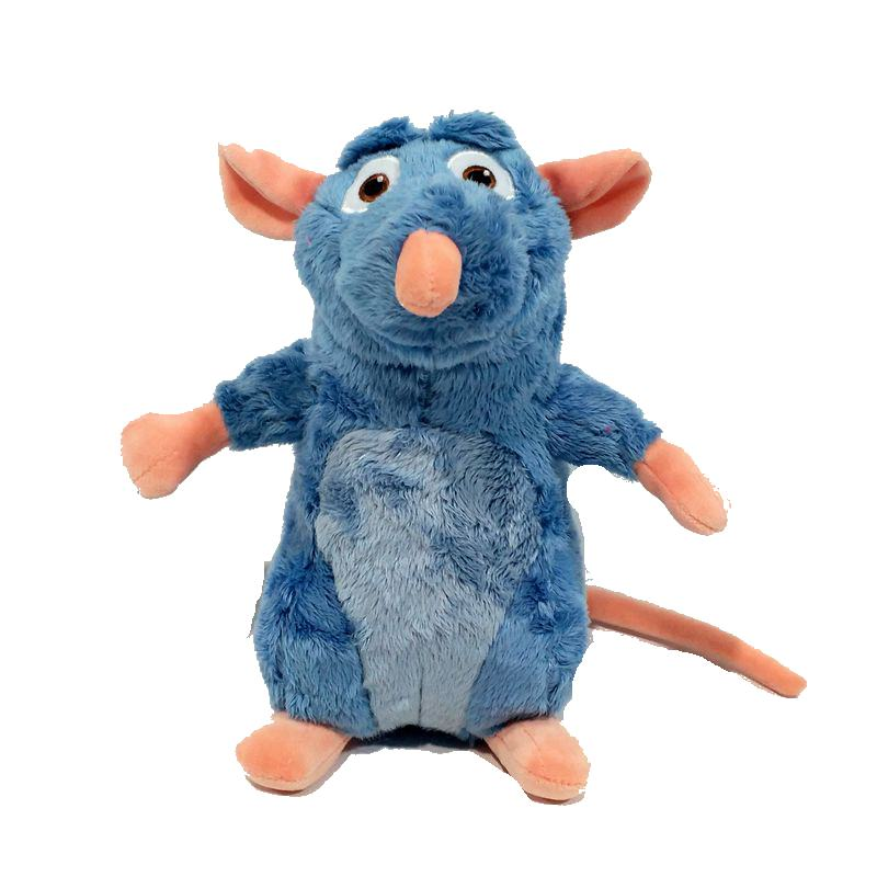 Anime Pelucia Ratatouille Toy Cute Remy Mouse Stuffed Animals Plush Brinquedos Kids Baby Gift