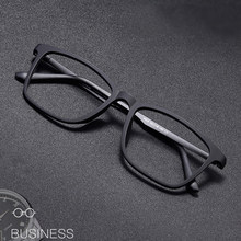 Fashion New Arrival Eyeglasses Frame Super Flexible and Durable Material Rim Glasses Frame Optical Prescription Eyewear 8808