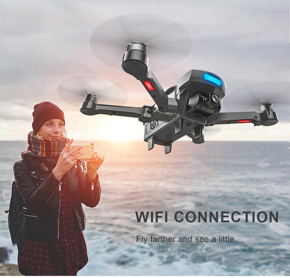 Drone GPS 4K 1080P Cámara Me sigue Quadcopter 19