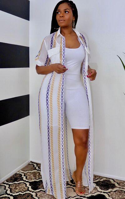 Summer Plus Size Mesh Shirt Maxi Dress For Women Casual See Through Short Sleeve Loose Long Shirt Dresses Women 3