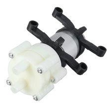 Mini Pompa Spray Motor 12V Micro Pompe A Membrana autoadescante Per Distributore di Acqua 90mm x 40mm x 35mm Max di Aspirazione 2m