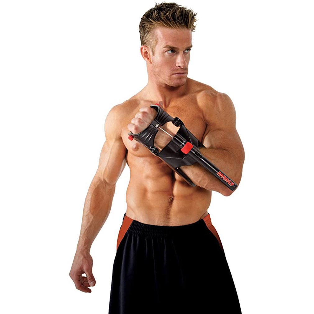 Wrist And Forearm Development Strengthen Home Fitness Equipment Adjustable   Home Wrist  Exerciser Practical