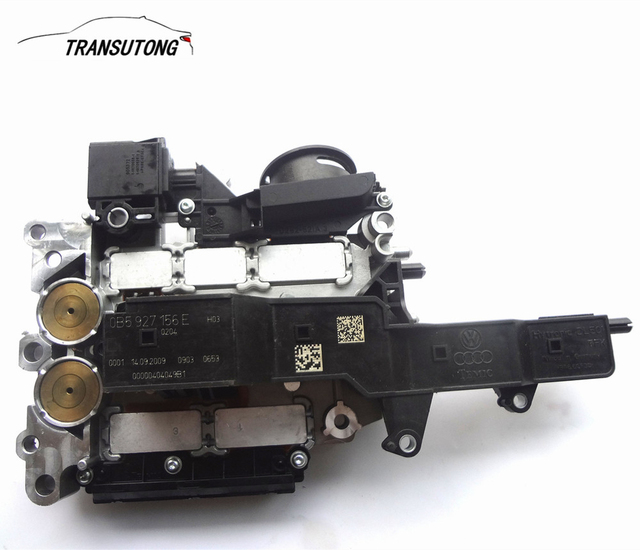 DQ500 DL501 0B5 Tcu Getest 156E 156F 156D Auto 7 Speed Transmissie Contorl Unit Tcm Voor Audi Refurbished