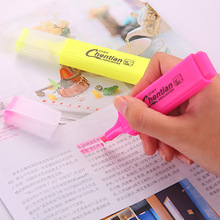 Cute Markers Set Macaroon Color Colorful Highlighters Pastel Markers 6 Colors Single