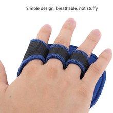 Gants antidérapants pour la musculation, protection de la paume des mains, équipement de sport