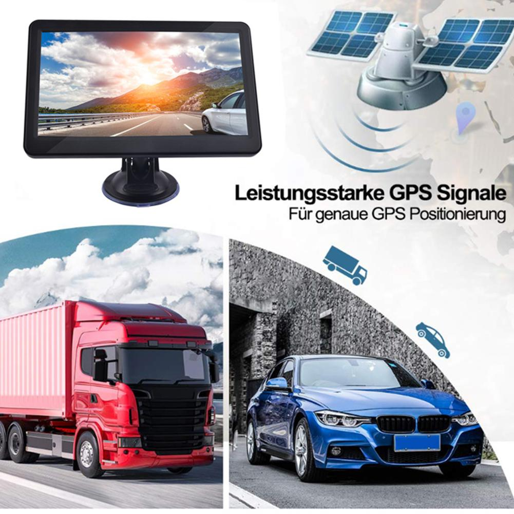 7inch Car Truck GPS Navigation 256M RAM 8G support android navigation For Russia/EU/N&South America/Asia/Africa/AU NZ Maps|Vehicle GPS| |  - title=