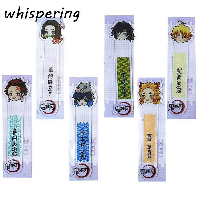 Stile 01 Bambini Ailin Online 8pcs Beastars Segnalibri Giapponese Anime Segnalibro per Donna Uomo Students e Insegnanti