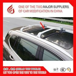 Wysokiej jakości stopu Aluminium śruba zainstalować na dach samochodowy szyna poprzeczka dla Envision 2014 2015 2016 2017 2018|Bagażniki i boksy dachowe|Samochody i motocykle -