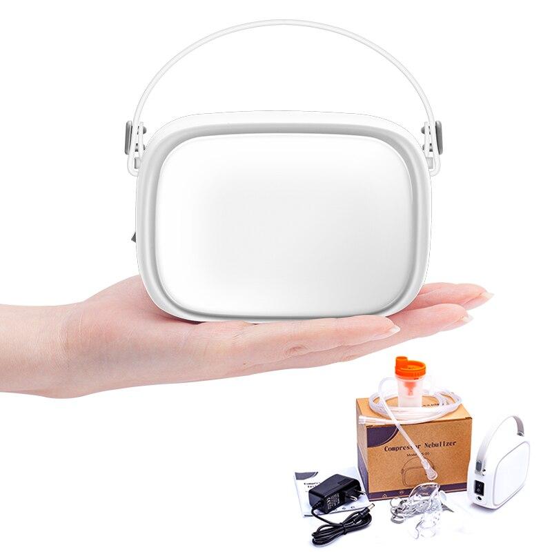 Nebulizer Inhaler Medical Nebulizer Compressor Portable Inhaler For Children Kids Steam Medical Device Mesh Nebulizer Humidifier