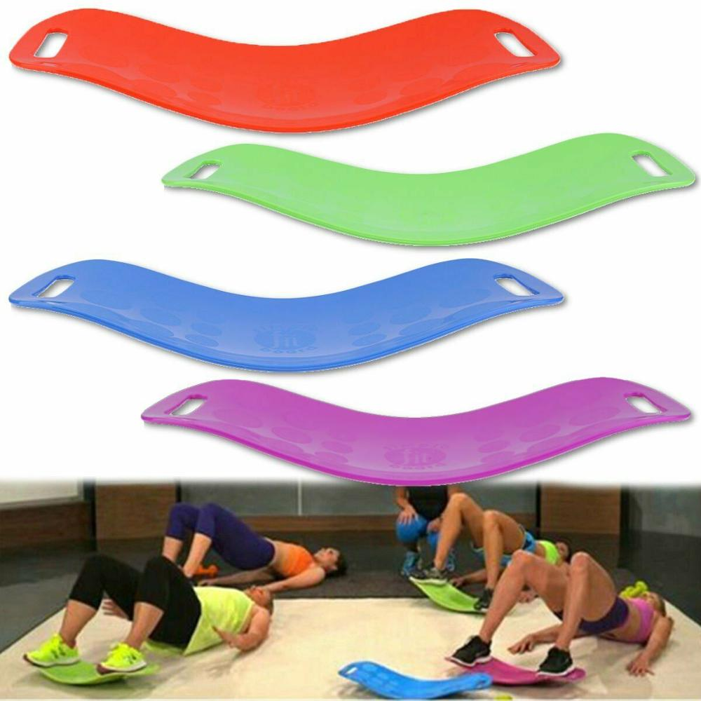 2020 Twist Simply Balance Board Sport Yoga Gym Fitness Workout Board Trainer