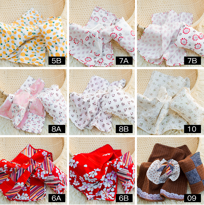 Baby Newborn Photography Blanket Pillow Set Infant Photo Shooting Props