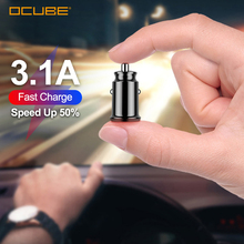 3.1a Dual Usb Car Charger Universal Mobile Phone Car-charger