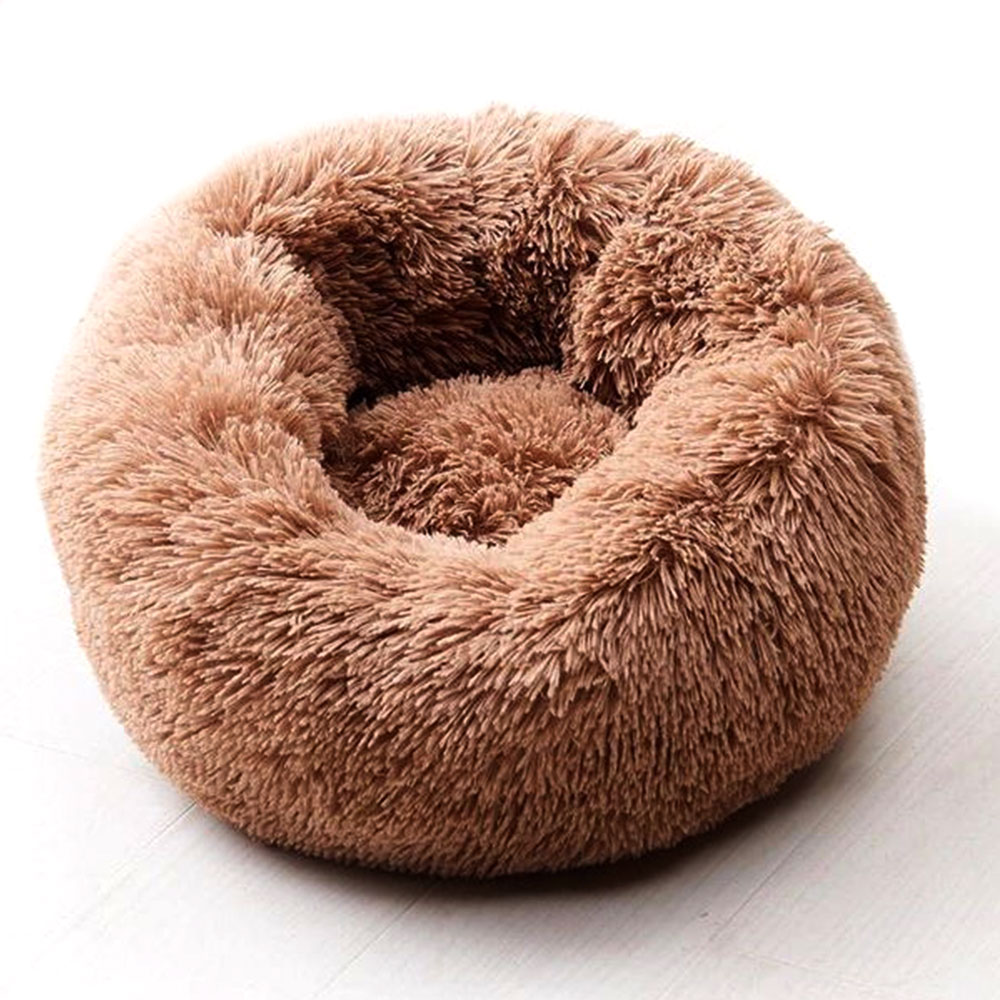 Willstar Cushion Dog-Bed Cat-Mat Pet-Dogs Plush Warm Soft Winter Long Soild-Color