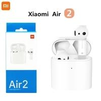 Xiaomi-auriculares AirDots 2 Pro TWS, auriculares inalámbricos con reducción de ruido, micrófono Dual, Control ESTÉREO, Redmi Airdots Pro 2 SE