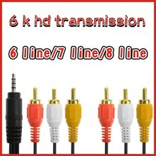2021 stable 6/7/8 lines transmission of av cable receptor 4 k V8 DVB - S/S2 / S2X super Oscam