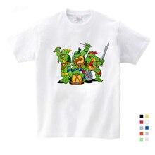 Holiday children Printed T Shirt Baby Boys Short Sleeve T-shirt fashion Summer Tee Tops Christmas Shirt Kids summer Boy Clothes цена и фото