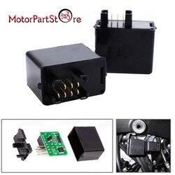 12V 7 Pin Turn Signal Led Flasher Relay For SUZUKI GSXR GSF GSX Hayabusa GSX-S1000R Boulevard M109R SV650 SV650S SV1000 SV1000S