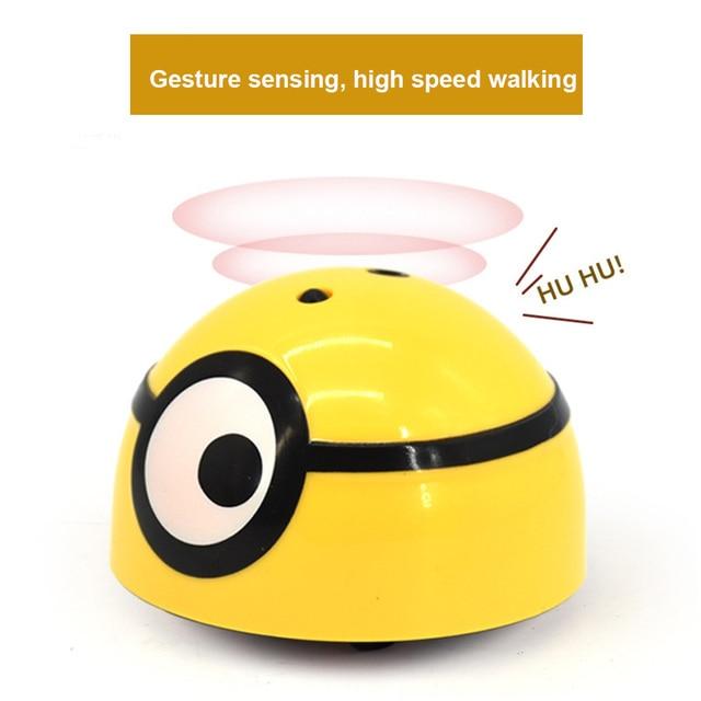 Enfants fuguant Minion Intelligent chappant capteur infrarouge chappant jouet Intelligent fuguant enfants jouet cadeau de no