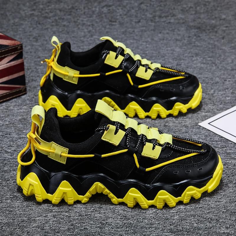 Autumn Brand Men Sport Shoes Blade Shoes Sneakers Men Non-slip Jogging Casual Men's Shoes Training Outdoor Flats Male Footwear