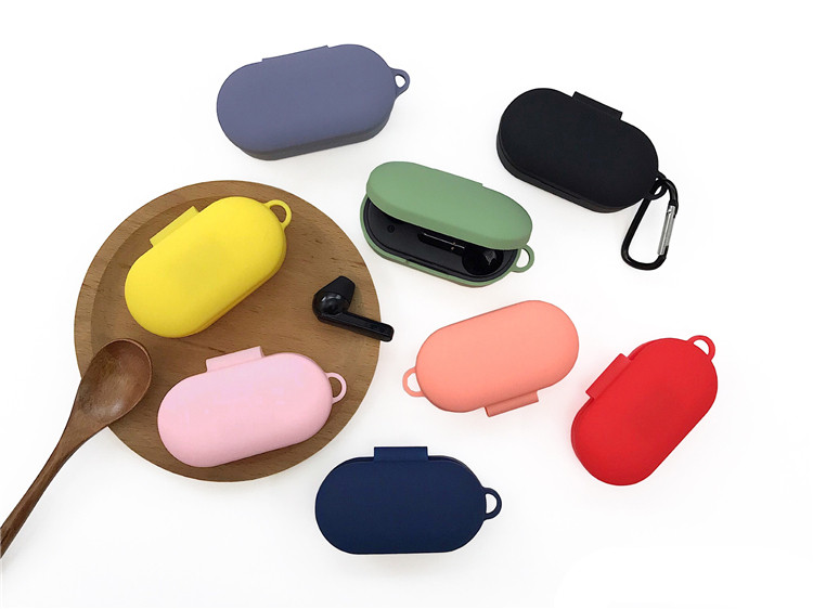 New Silicone Case For QCY T3 Wireless Bluetooth Earphone Case Portable Soft Earbuds Charging Box Cover For QCYT3 Case