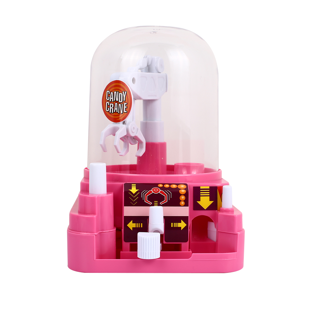 Lightweight 2 Colors Sugar Sweet Food Candy Game Machine Vending Beneficial Wisdom