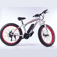 SMLROFast speed 5 shifts best quality electric 26 inch bike fat tire ebike from Chinese factory directly