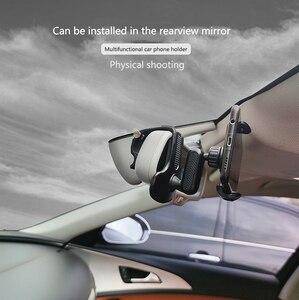 Универсальные аксессуары для телефонов XMXCZKJ, автомобильный держатель для телефона, Регулируемая на 360 градусов подставка для телефона GPS для iPhone 12 Xiaomi Samsung Подставки и держатели      АлиЭкспресс