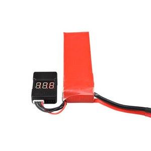 Image 4 - 10pcs/lot Hotrc BX100 1 8S Indicator RC Li ion Lipo Battery Tester Low Voltage Buzzer Alarm RC Tools